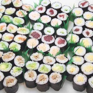wayo delikatessen bistro karaage sushi platte maki mania