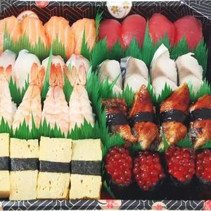 wayo delikatessen bistro karaage sushi platte nigiri fantasia